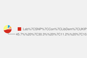 2010 General Election result in Falkirk